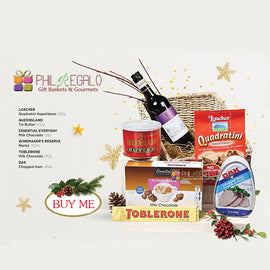 Gift Basket Delivery Manila Package A