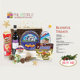 Gift Basket Delivery Manila Package B