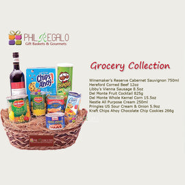 Gift Basket Delivery Manila Package C
