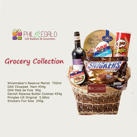 Gift Basket Delivery Manila Package E