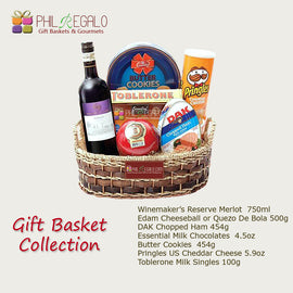Gift Basket Delivery Manila Package G