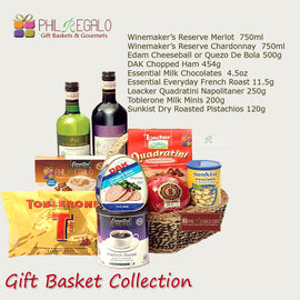 Gift Basket Delivery Manila Package H