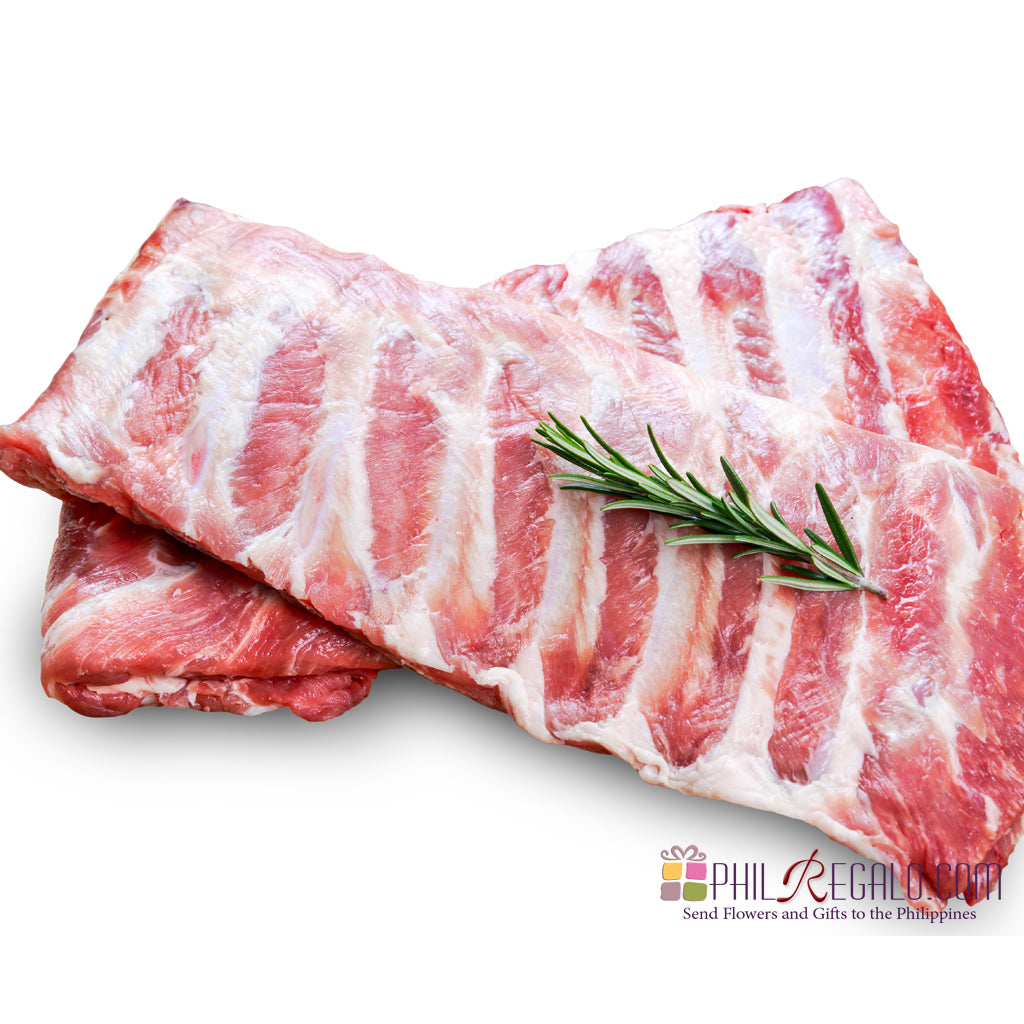 Baby Back Ribs 2 Kg Pork