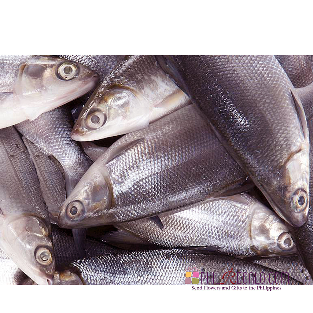 Fresh Bangus Special Milk Fish 2 Kg
