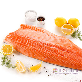 Salmon Fillet Whole 2Kg