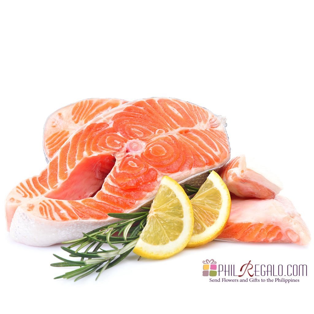 Salmon Sliced 2Kg