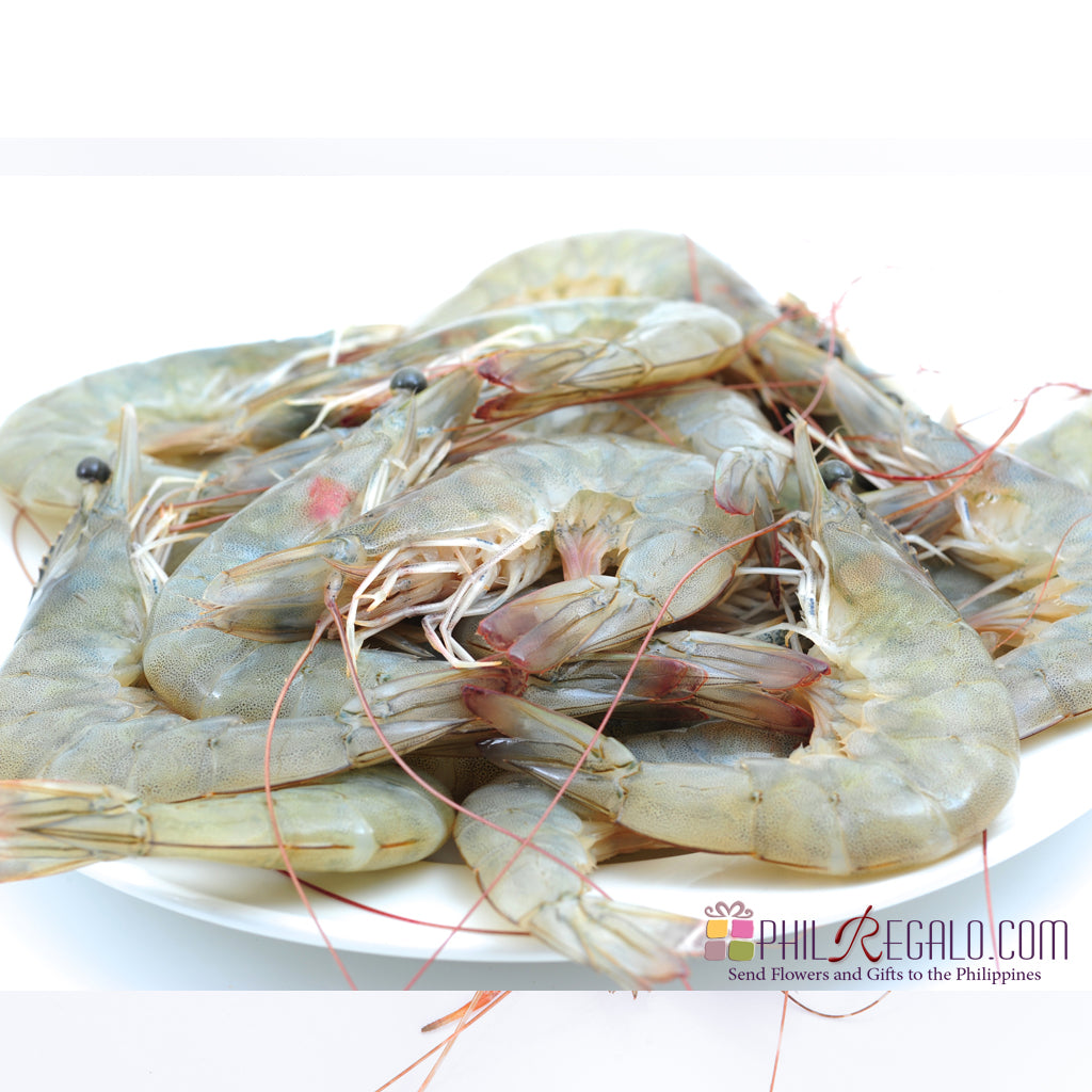 Shrimp Suaje Large 2Kg