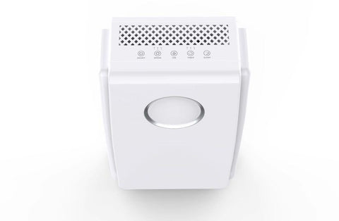 PuraCare V1 -5 stage air purifier 99.97% efficiency Filters airborne bacteria and viruses w/Warranty