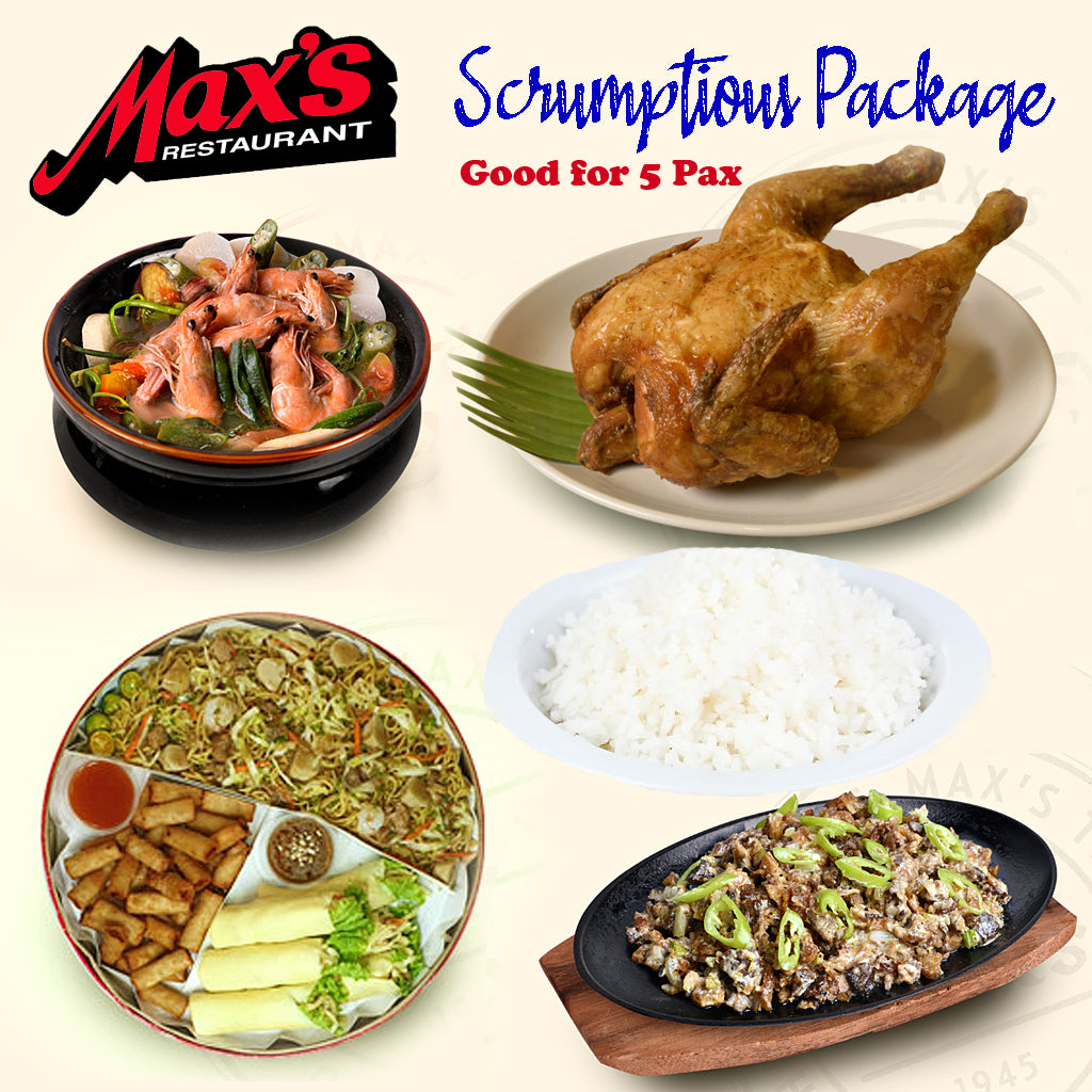 Scrumptious Delight by Max's