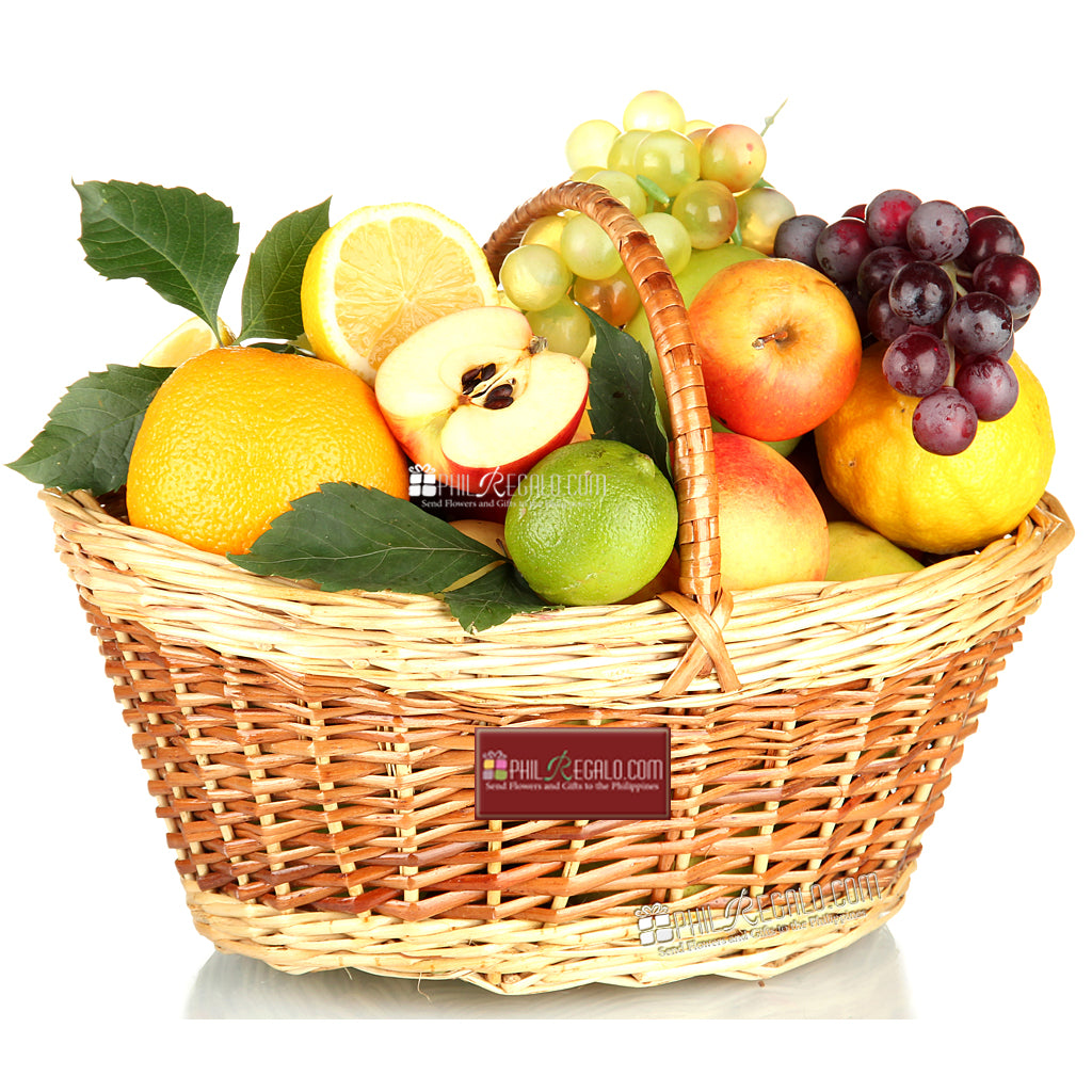 Timeless Edition Fruit Basket
