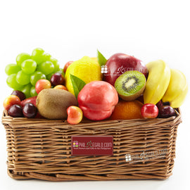 Specially For You Fruit Basket
