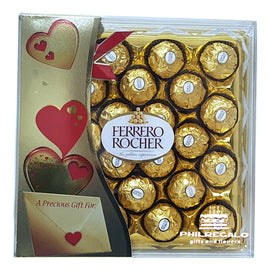 Double Ferrero Treat