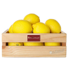Lemonsitos Basket of Fruits