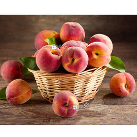 Basket of Peach