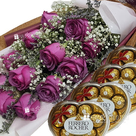 Rose Ferrero Four-Ever