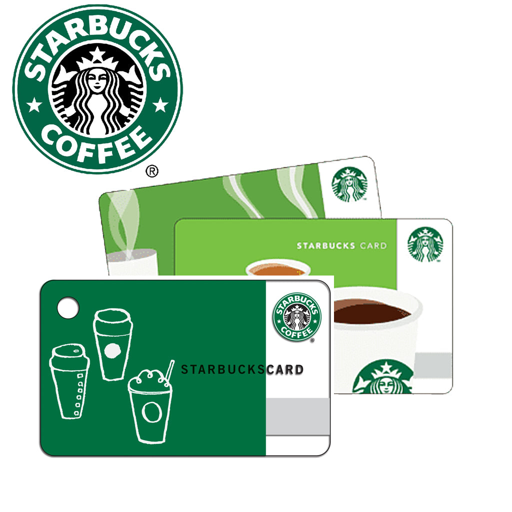 Starbucks Gift Card 3k