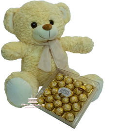 Yellow Bear Ferrero