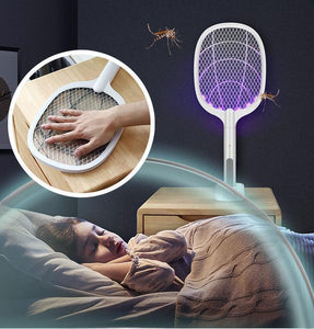 2 In 1 Smart Mosquito Rechargeable Mosquito Killer Lamp