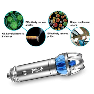 Car Air Purifier Ionizer   [60% SALE] With Free S'NAP N GRIP TOOLS