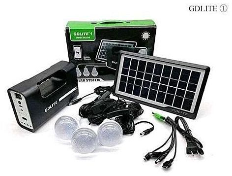 Solar Portable Power Generator