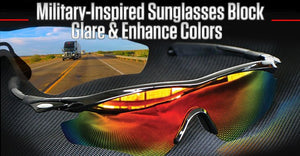 Military Polarized Sunglasses (Inspired By US Military)