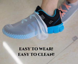 Water Proof Shoe Covers (Free Size)