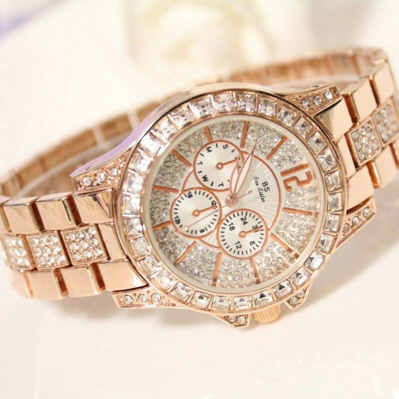 DIAMOND LUXURY WATCH