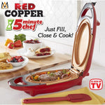 Smart Chef Pan (50% Big Sale) With Free Recipe Book