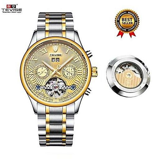 Japan Tevise Diamond Automatic Executive Watch