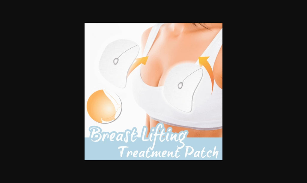 Breast Lifting Treatment Patch (4 Pcs)
