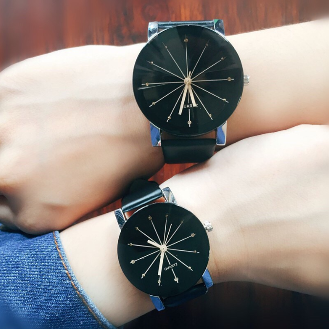 Korean Elegant Couple Watch (Limited Edition)