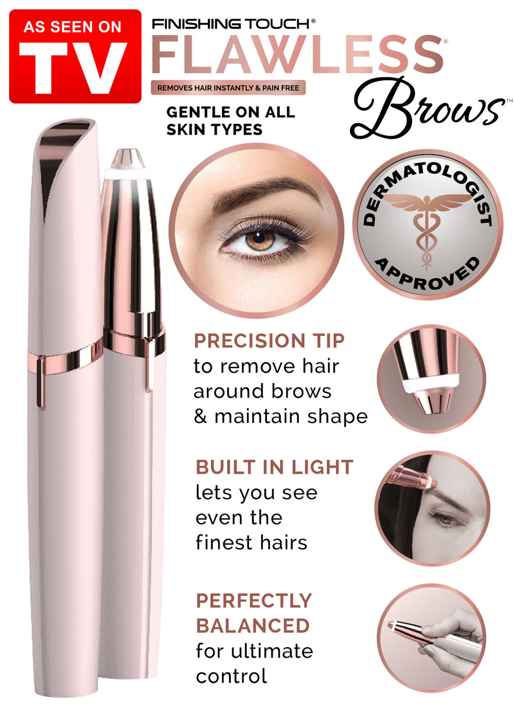 Painless Perfect Brows