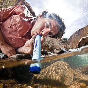 Drinking Water Filter Survival Kit  >>>SALE<<<