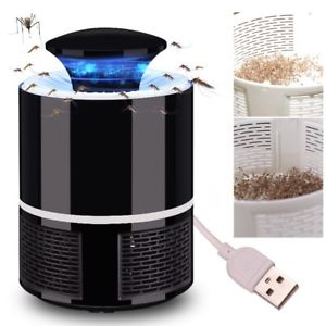 USB Power Mosquito Killer Lamp Zapper 50% OFF