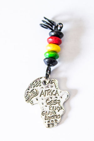 Culture Shock of Africa Loc Jewel