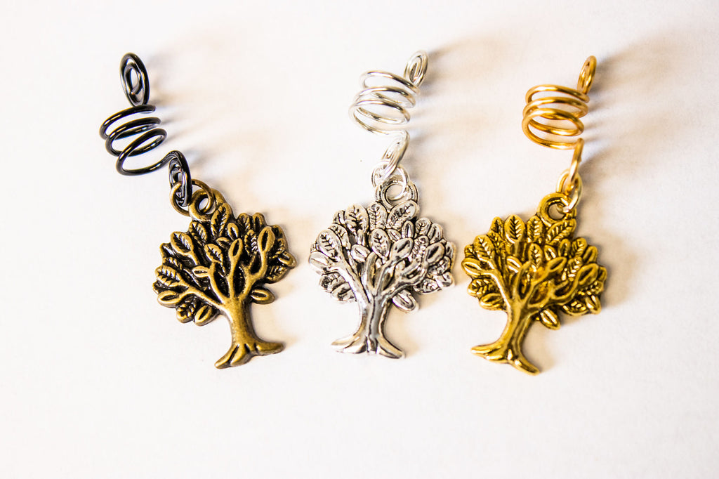 The Tree of Forever Life Loc Jewel