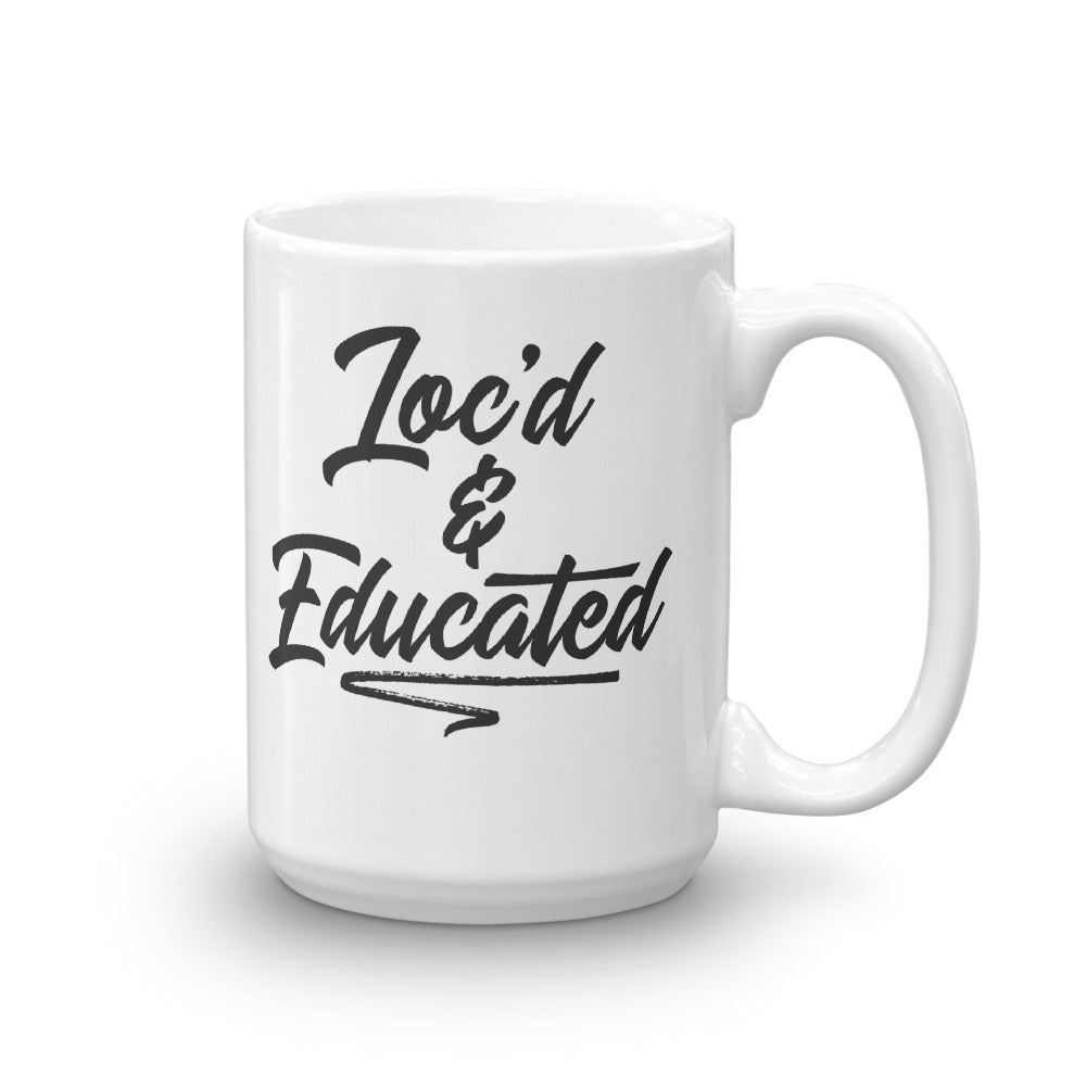 Loc'd & Educated Mug