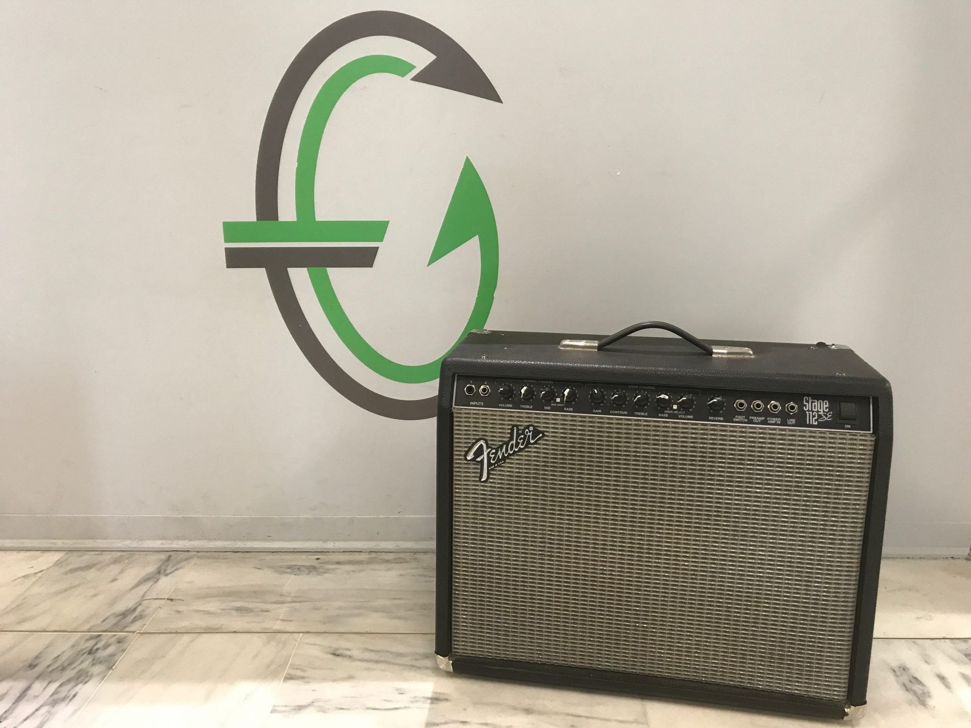 Amplificatore Fender Stage 112SE 160 W