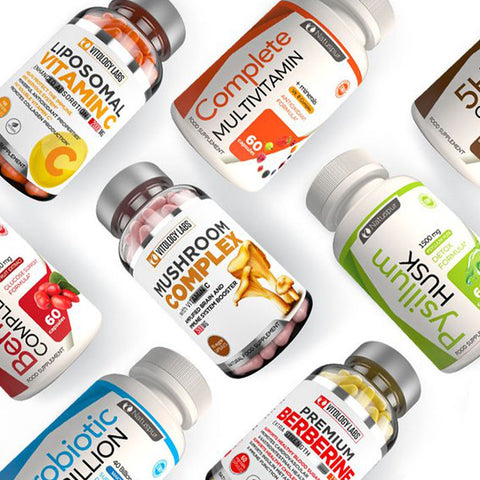 A collection of supplements.