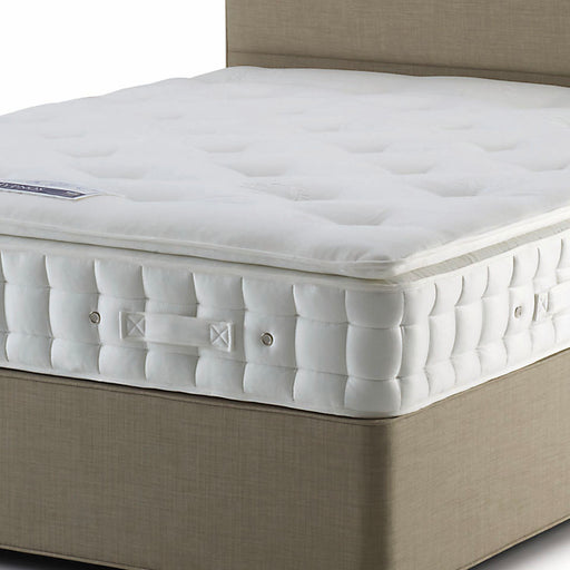5ft for 4ft6 Price Hypnos Aurora Pillow Top Pocket Sprung 150cm (5ft) Kingsize Mattress