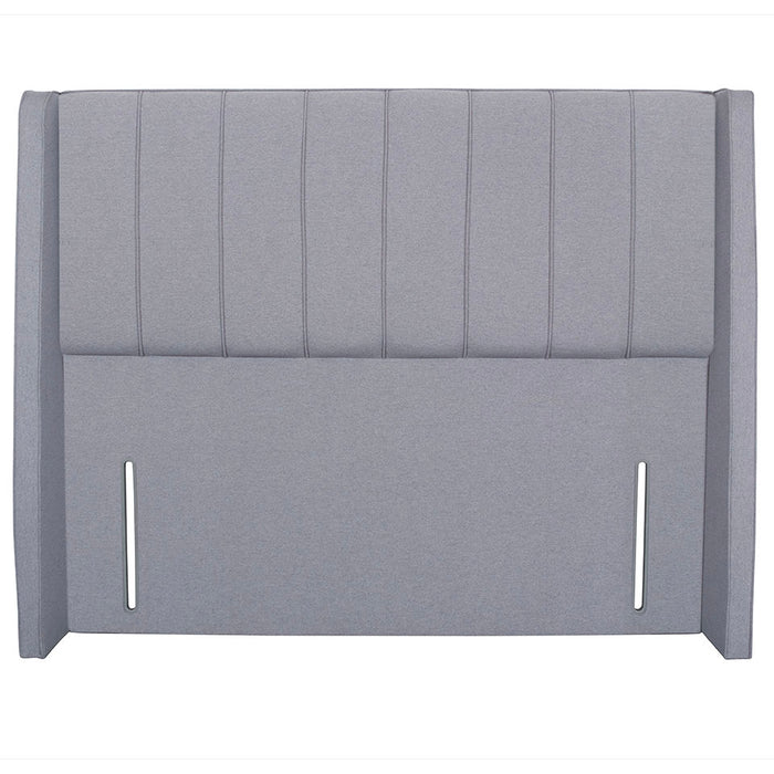 Sleepeezee Balmoral Floor Standing Winged Fabric Headboard