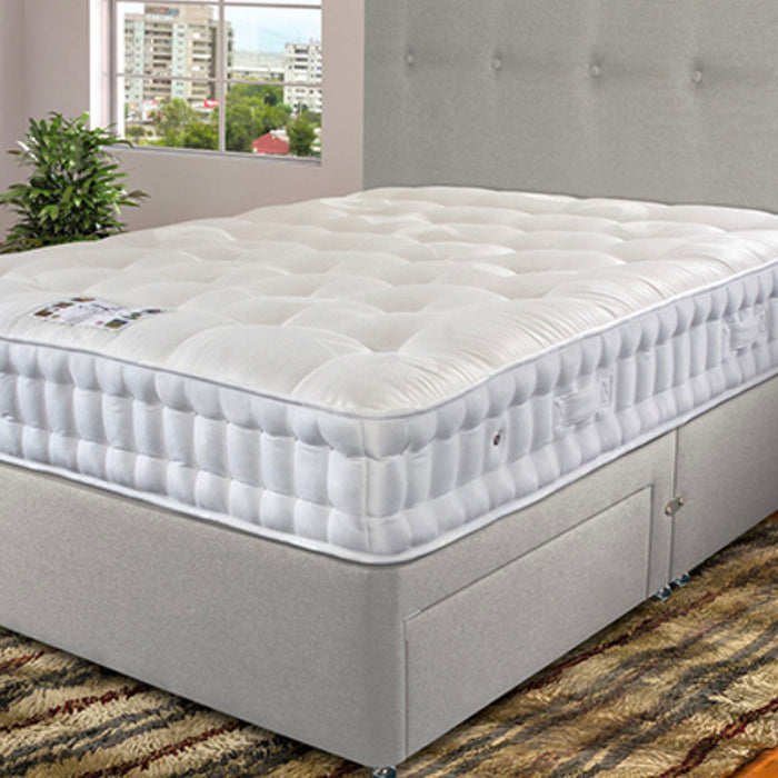 Sleepeezee Chartwell 1400 Zip and Link 180cm (6ft) Super Kingsize Mattress