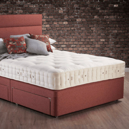 5ft for 4ft6 Price Hypnos Cotton Origins 6 150cm (5ft) King Size Pocket Sprung Mattress