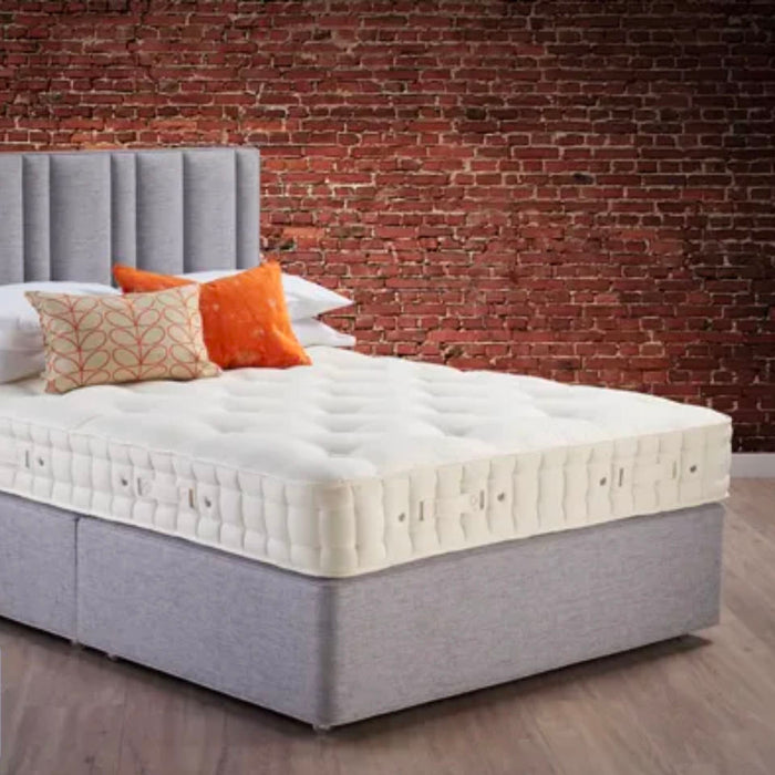 Hypnos Cotton Origins 7 135cm (4ft6) Double Pocket Sprung Mattress
