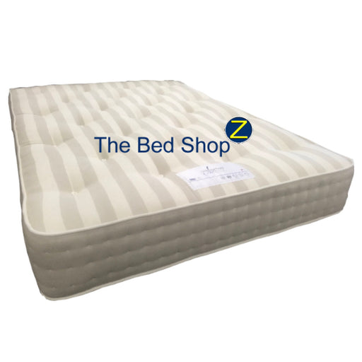 Shakespeare Beds Firm Support Pocket Sprung 135cm (4ft6) Double Mattress