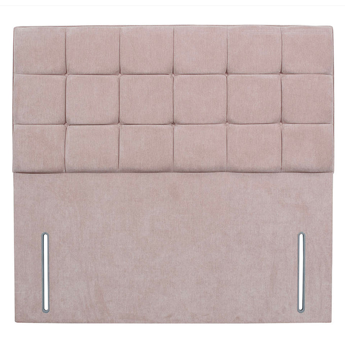 Sleepeezee Jasmine Floor Standing Fabric Headboard