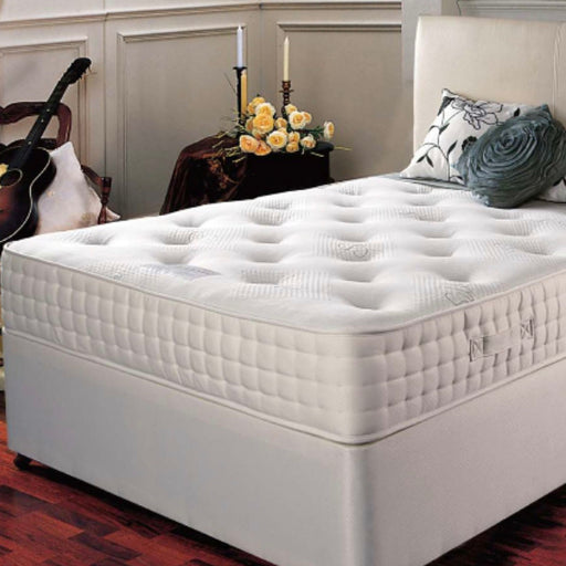 Leonardo 1000 Pocket Sprung 150cm (5ft) Kingsize Mattress