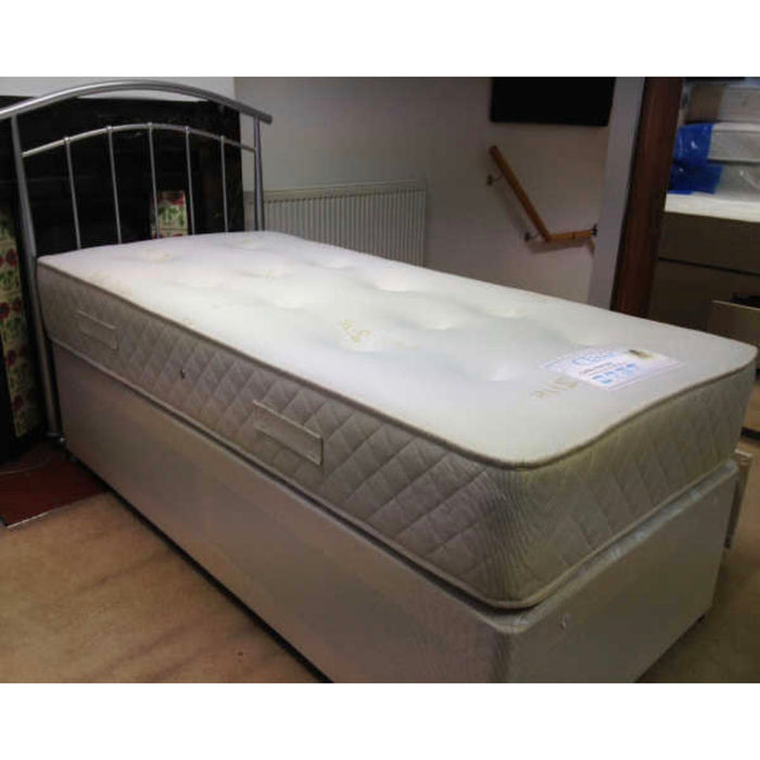 Classic Memory Ortho 90cm (3ft) Single Divan Bed
