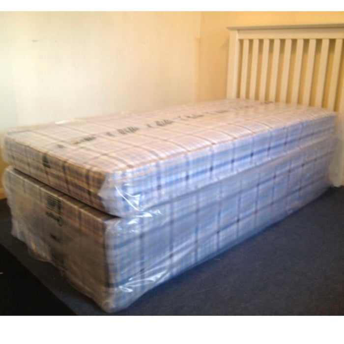 Classic 90cm (3ft) Single Divan Bed IN STOCK