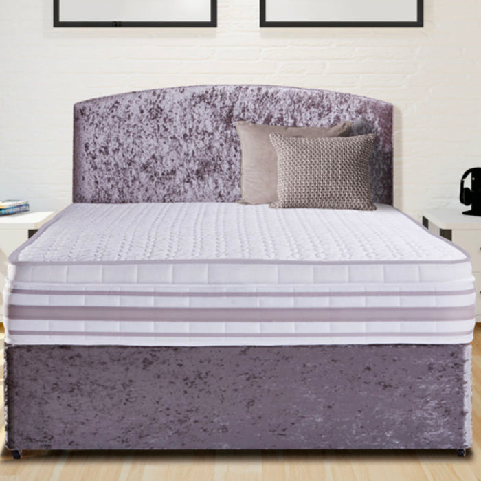 Picasso Memory Foam & Agro Sprung 135cm (4ft6) Double Mattress